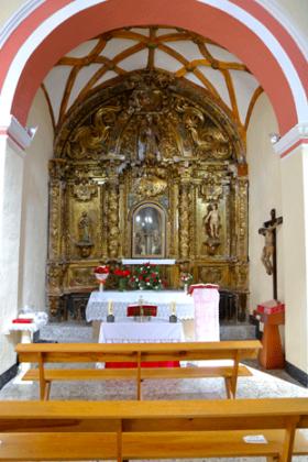 capilla de nuestra señora del pilar en malanquilla