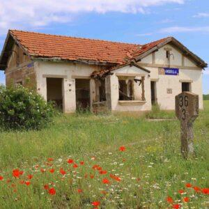antigua estacion de ferrocarril de malanquilla