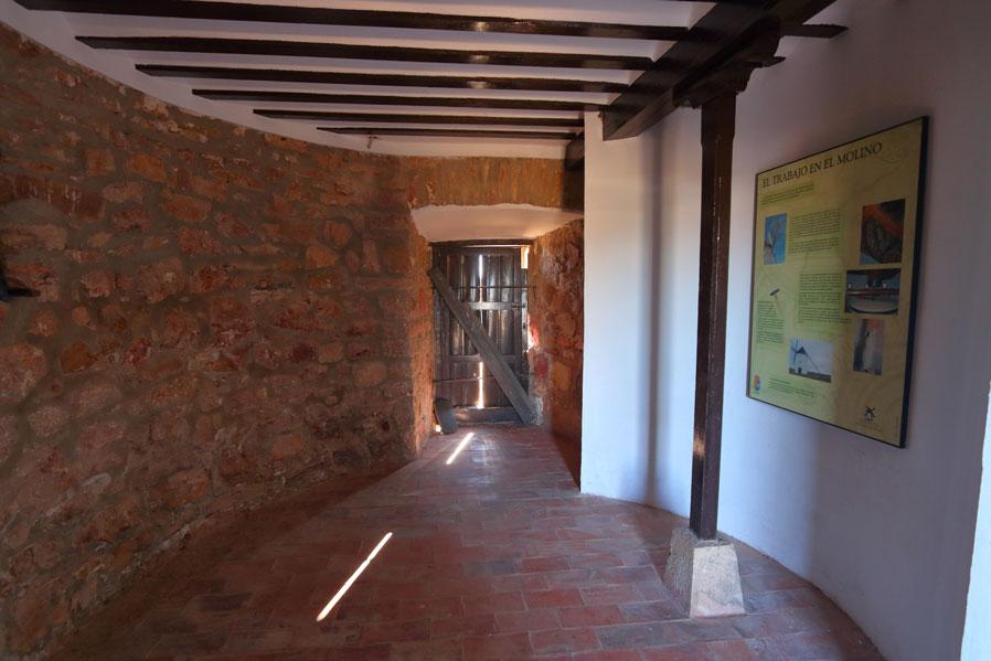entrada del molino de malanquilla