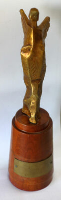 trofeo de la operacion rescate de malanquilla