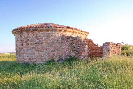 ermita románica de santa maría de Malanquilla