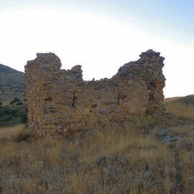 imagen de la torre de los moros o de calderuela de malanquilla