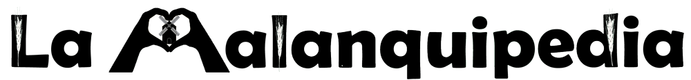 logotipo de la malanquipedia de malanquilla