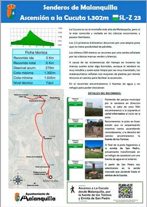 pdf informativo de la ruta a la cucuta de malanquilla